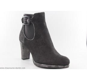 Boots femme Mam'Zelle VICKY Noir