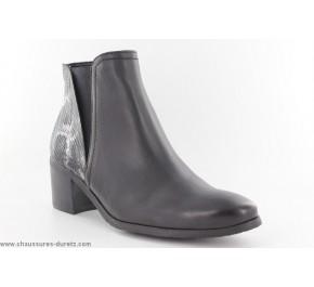 Boots femme Fugitive LORNA Noir