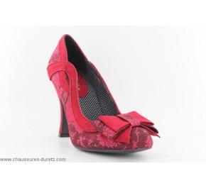 Escarpins femme Ruby Shoo IVY Rouge