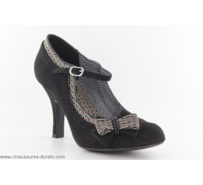 Escarpins femme Ruby Shoo - ASHLEY Noir