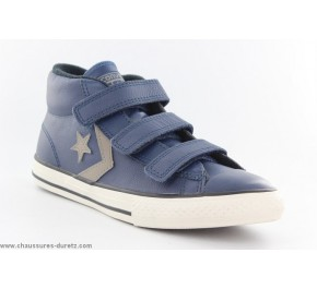 Baskets mixtes Converse STAR PLAYER HI 3V Navy