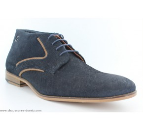 Bottines homme Redskins NADEOL Navy