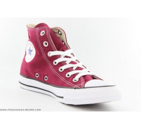 Baskets mixtes Converse ALL STAR HI Maroon