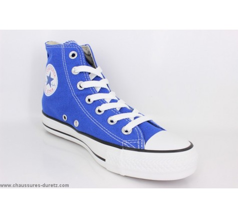 Converse ALL STAR HI Bleu Pétant