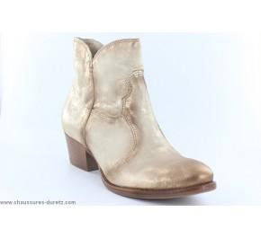 Boots Femme Tamaris OCRE Doré