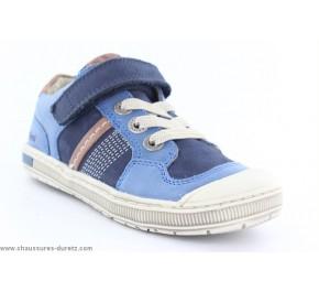 Chaussures garçon Kickers IGORLOW Marine