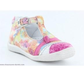 Chaussures filles Babybotte SHIFON Fleuri