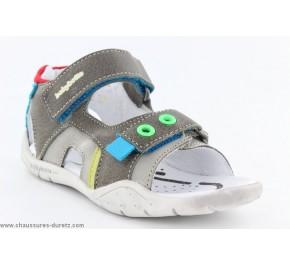 Sandales bébés Babybotte TRIUMPH Kaki