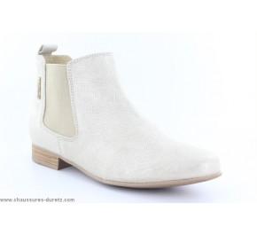 Boots femme Tropéziennes PANAMA Or