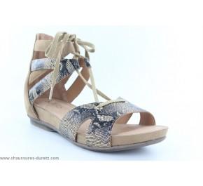 Sandales femme Karston KOALO Sable