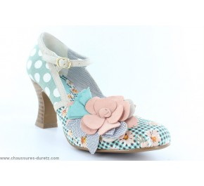Escarpins femme Ruby Shoo DEE Mint / Peach