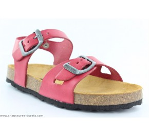 Sandales fillette Plakton LISA Rose