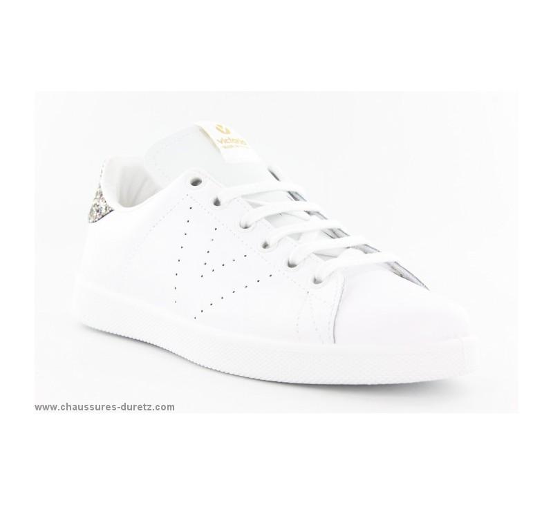 Baskets Victoria 125104 Blanc   Multi   Baskets Mode Victoria pour ... 35ad380054d4