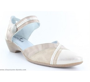 Chaussures femme Artika PAVIE Or