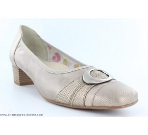 Chaussures femme Artika ASTER Tinto Bronze