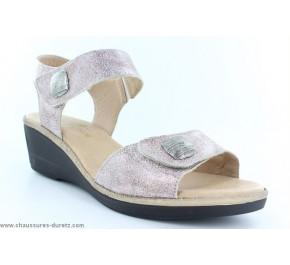 Sandales femme Artika NATY Bronze