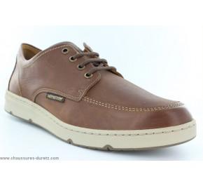 Chaussures homme Mephisto JUSTIN Marron