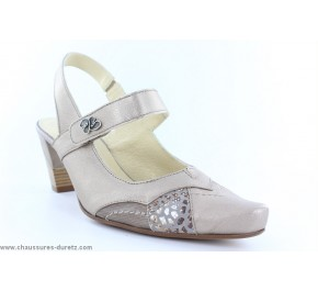 Chaussures femme Géo Reino INDURE Taupe