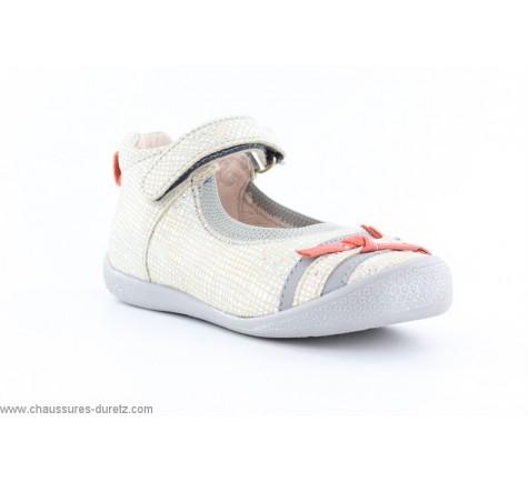 Babybotte SHIFALI Argent / Corail