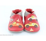 Chaussons enfant Robeez SPEED Rouge