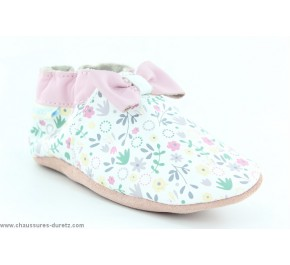 Chaussons fille Robeez TENDER FLOWER
