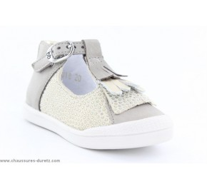 Chaussures fille Babybotte PAPATE Taupe