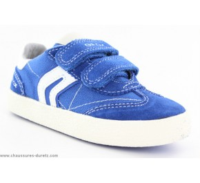 Baskets garçons Geox ETRE Bleu