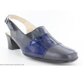 Chaussures femme Artika JORAC Marine / Verni