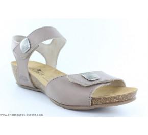 Sandales femme Artika MEDI Taupe