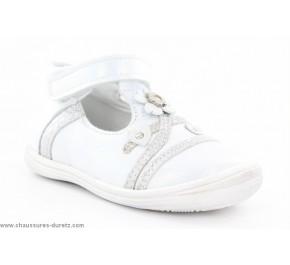 Chaussures fille Bopy BEGANO Blanc