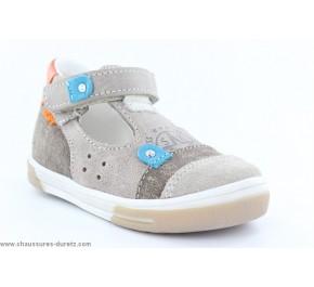 Chaussures garçons Bopy BOBA Beige