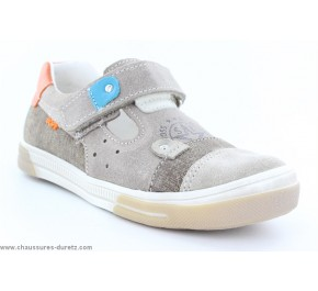 Chaussures garçon Bopy VOBA Beige