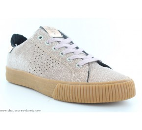 Baskets fille Victoria - 125104 Blanc / Multi
