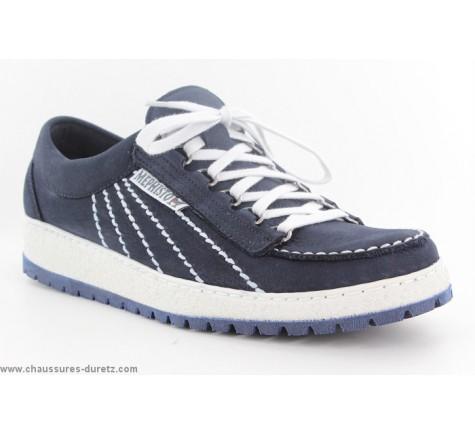 4e4fb4ef0a1 Chaussures Mephisto RAINBOW Navy