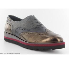 Chaussures femme Méphisto TOMASIA Dark Brown