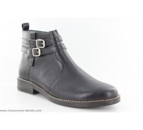 Boots filles Babybotte NUIT Noir