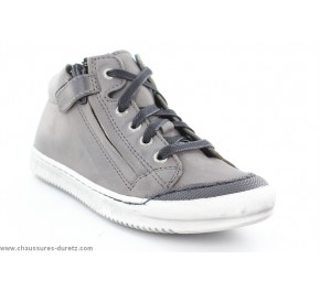 Bottines garçons Bellamy ILO Gris