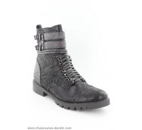 Boots femme Mam'Zelle YENCA Noir