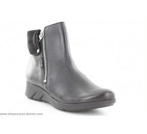 Boots femme Méphisto MAROUSSIA Noir