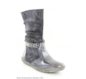 Botte fille Bellamy BOPRO Marine