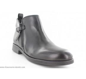 Boots filles Géox DEBIT Noir