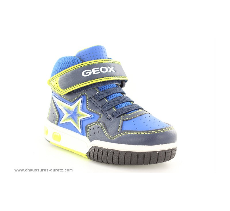chaussures enfant garcons geox lumiere