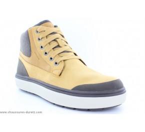 Bottines junior Geox JEUDI Yellow