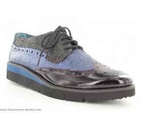 Chaussures femme Karston OROSO Prune