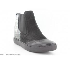 Boots femme Madison XIBOUK Noir