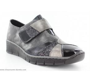 Chaussures femme Rieker AUDI Noir 537C1-00