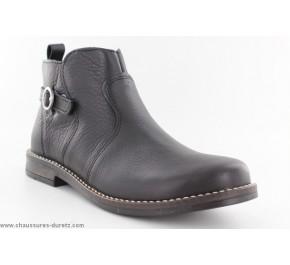 Boots filles Babybotte KORDELIA Noir