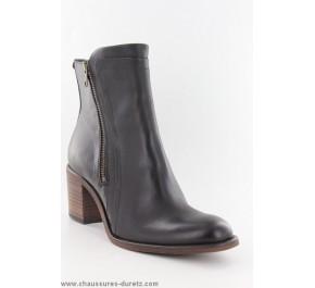 Boots femme Kickers JESSY Noir