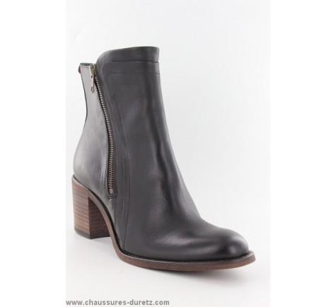 3d471e64995 Boots Kickers JESSY Noir