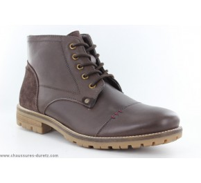 Bottines homme Kickers FANFARNO Marron